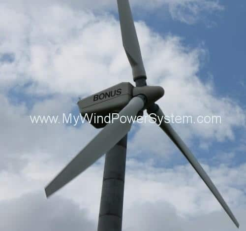 AN BONUS B33/300 – 300kW Wind Turbine For Sale – Immaculate Condition