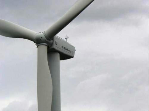GE 1.5 S Wind Turbine