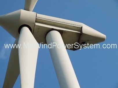 NEDWIND NW23 PI – 250kW Wind Turbine for Sale