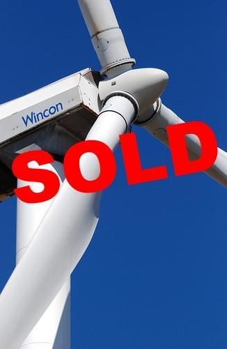 Wincon 200/26 200KW Wind Turbine