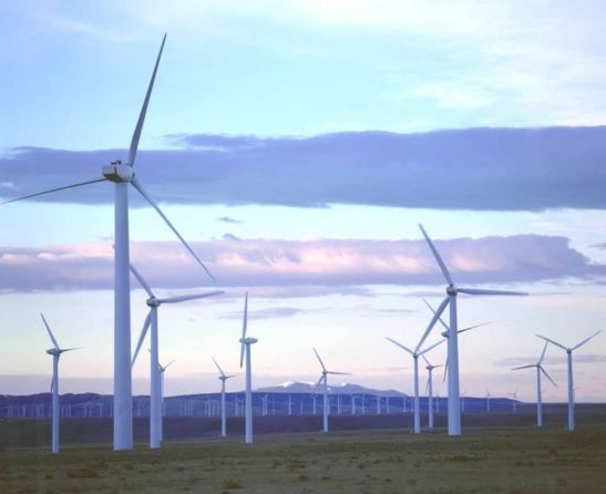 Wind Farm Germany