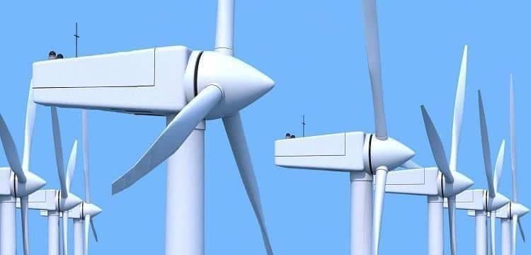 1.25MW - 2.5MW Category Used Wind Turbines